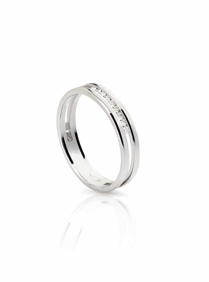 ANELL W-LINES OR BLANC I DIAMANTS-001