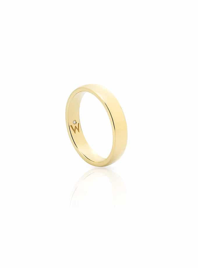 ANELL ALIANÇA W-WEDDING OR GROC-001