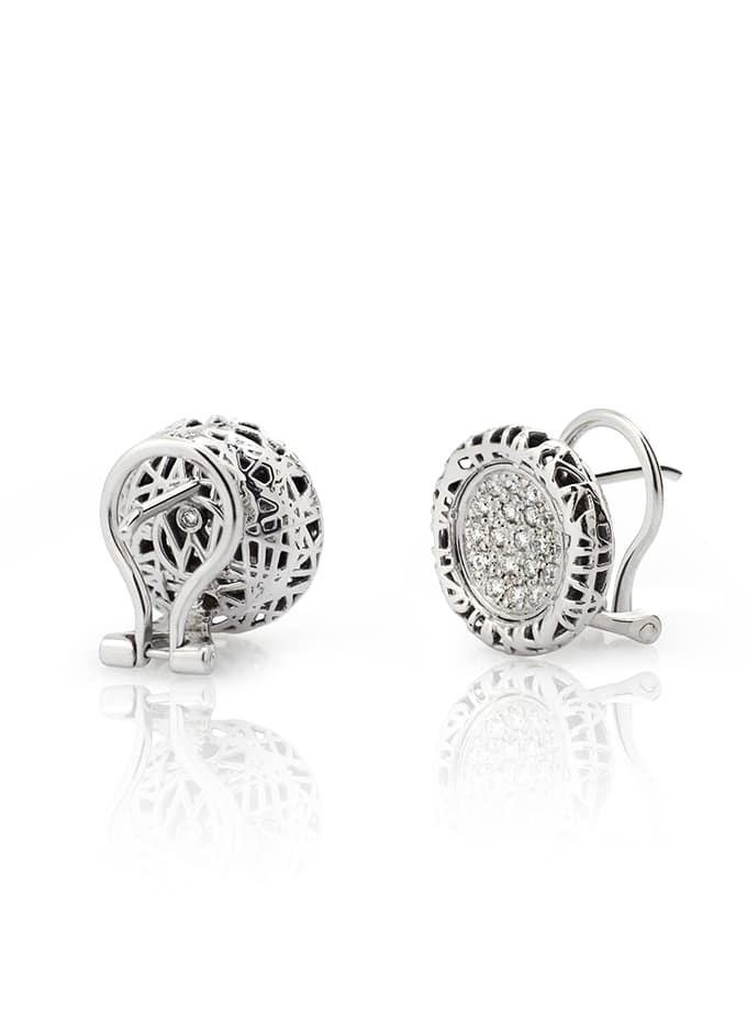 ARRACADES W-NEST OR BLANC GRAN PAVÉ I DIAMANTS-001