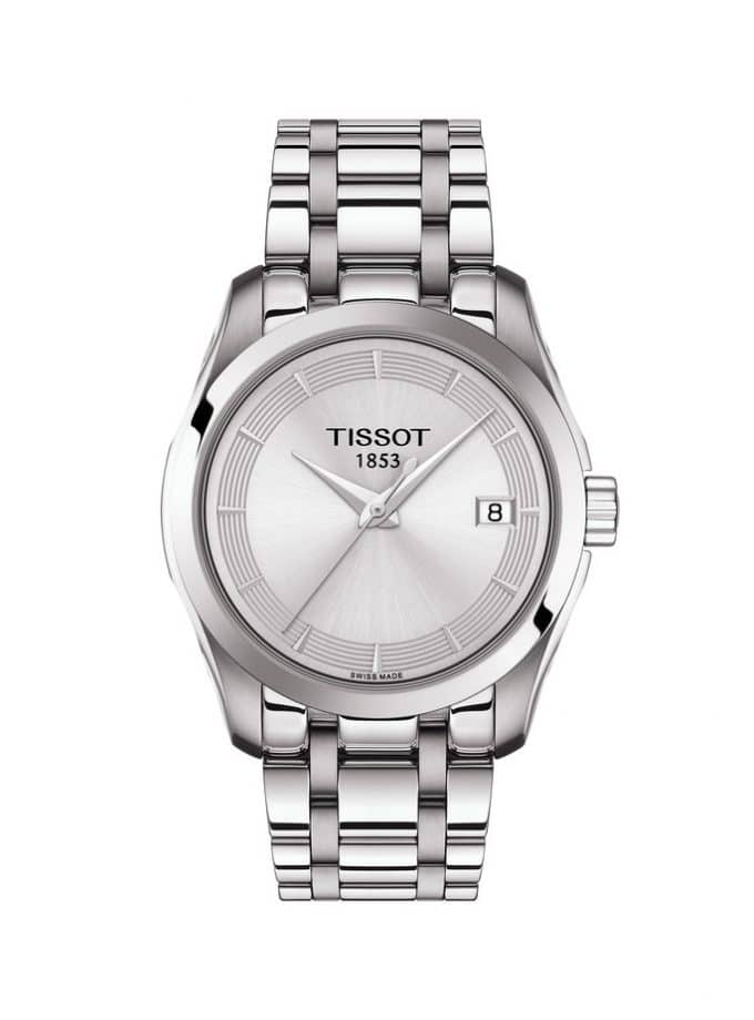 RELLOTGE - TISSOT COUTURIER LADY-001