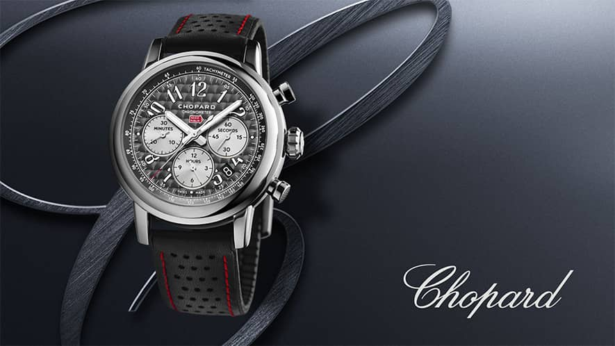 Wesselton Chopard 0000 H Watches GentWatches ClassicRacing