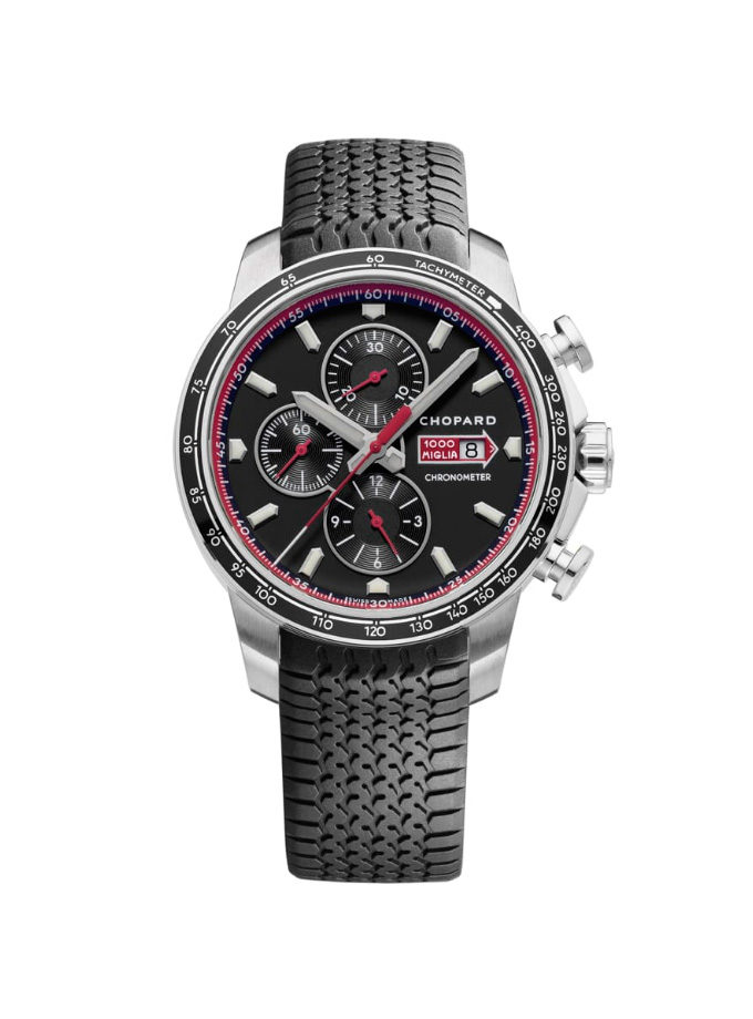 MILLE MIGLIA GTS CHRONO - 44 MM, AUTOMÀTIC, ACER INOXIDABLE