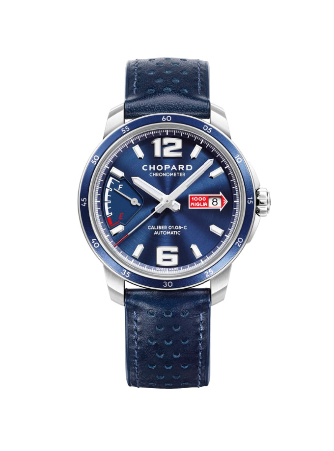 CHOPARD WATCH - MILLE MIGLIA GTS POWER CONTROL - 43 MM, AUTOMATIC, STAINLESS STEEL-001