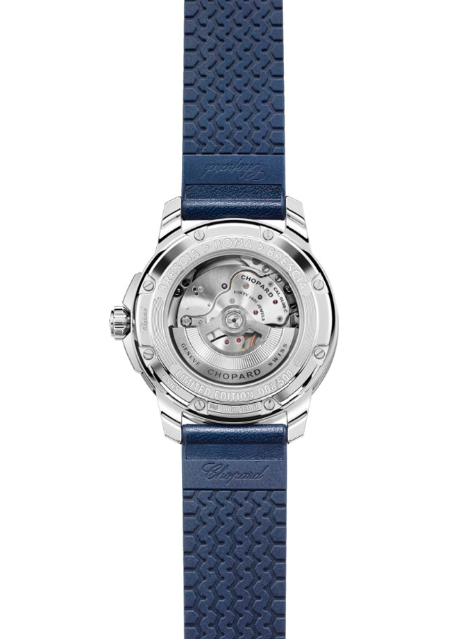 CHOPARD WATCH - MILLE MIGLIA GTS POWER CONTROL - 43 MM, AUTOMATIC, STAINLESS STEEL-002