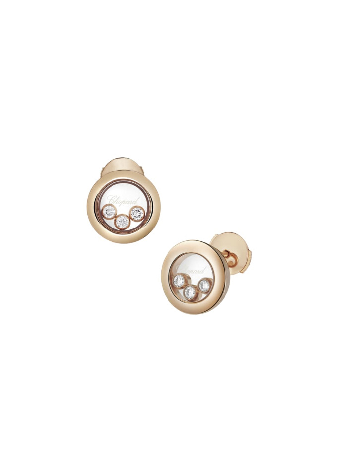 HAPPY DIAMONDS ICONS - ARRACADES, OR ROSA, DIAMANTS