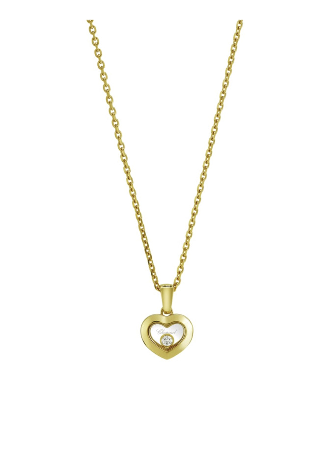 HAPPY DIAMONDS ICONS - COLLARET, OR GROC, DIAMANT