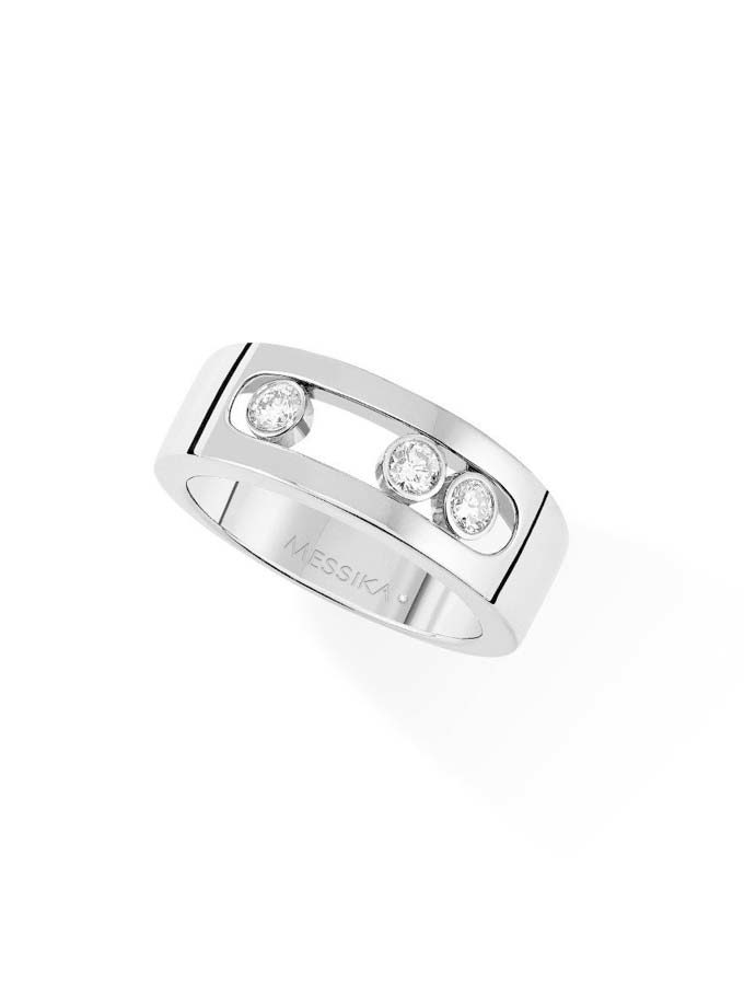 MESSIKA RING - MOVE JOAILLERIE (PM) - WHITE GOLD-001
