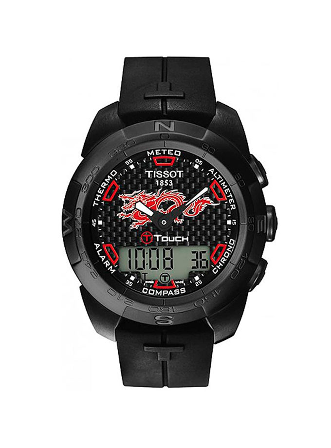 RELLOTGE - TISSOT T-TOUCH EXPERT SPECIAL EDITION