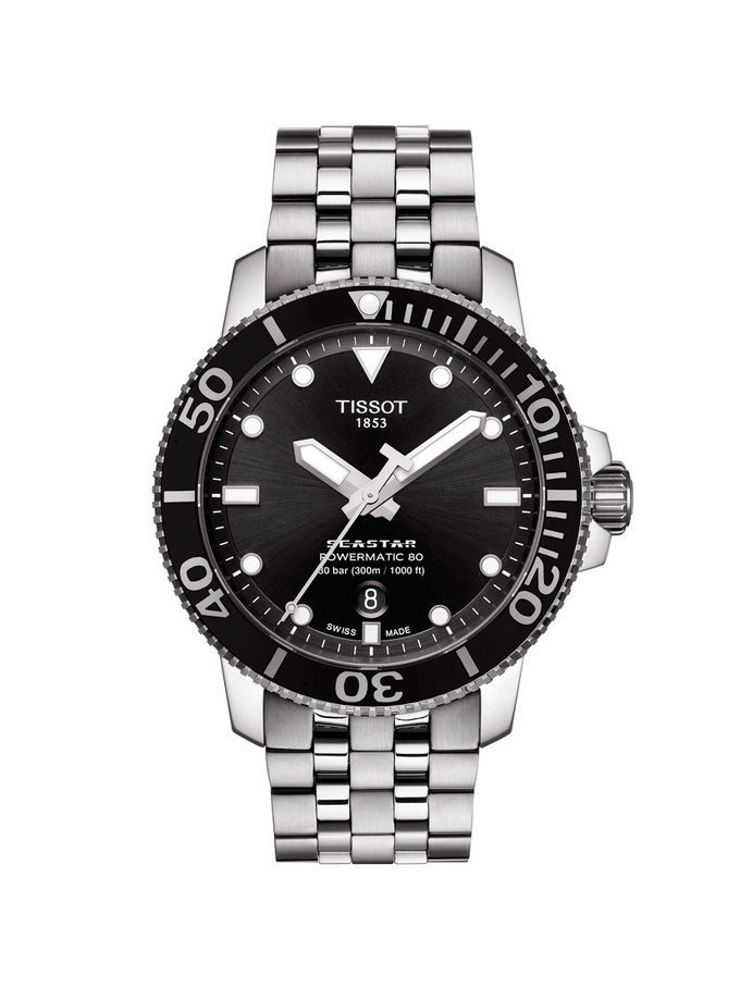 RELOJ - TISSOT SEASTAR 1000 POWERMATIC 80-01
