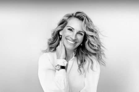Júlia Roberts nova ambaixadora Chopard