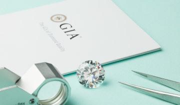 El certificat de diamants GIA