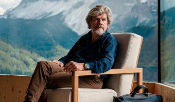 Montblanc 1858 Geosphere LE Reinhold Messner
