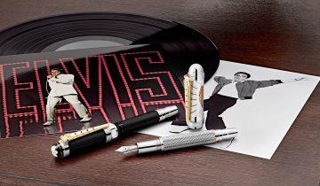 Montblanc Edició Grans Personatges: Elvis Presley